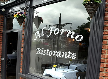Al Forno in Henley-On-Thames